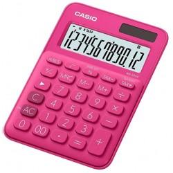 Αριθμομηχανή Casio MS-20UC-RD Γραφείου 12 Ψηφίων